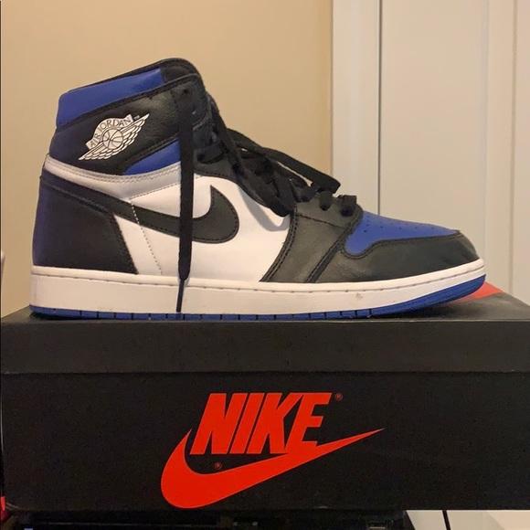 Jordan Shoes Air 1 Royal Toe Poshmark